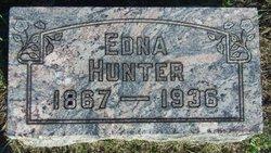 Edna K. <I>Cahoon</I> Hunter