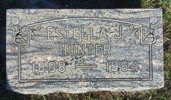 Estella J. <I>Crumback</I> Hunter