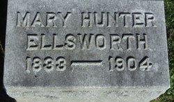 Mary <I>Hunter</I> Ellsworth