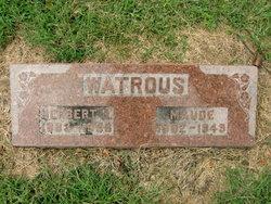 Herbert Robinson Watrous