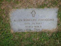 Allen Rudolph Scroggins