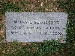 Melva <I>Eldridge</I> Scroggins