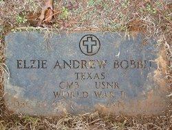 Elzie <I>Andrew</I> Bobbitt