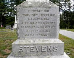 Eliza A. Stevens