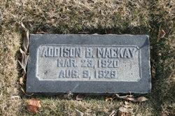 Addison Bawden Mackay