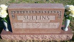 Virgil Emery Sullins