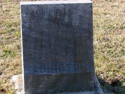 Minnie Mae <I>Herndon</I> Abington
