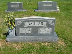 Brown W Barlar