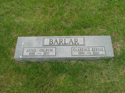 Clarence Bernie Barlar