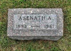 """Aseneth Rosetta """"Sena"""" <I>Buchholtz</I> Ackerson"""