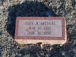 John N Arthurs