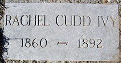 Rachel <I>Cudd</I> Ivy