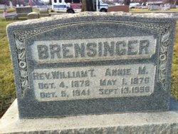 Annie Mae <I>Deischer</I> Brensinger