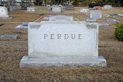 Florence Theodosia Eula Lee <I>Todd</I> Perdue