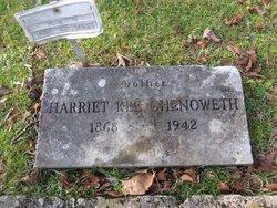 Harriet <I>Kee</I> Chenoweth