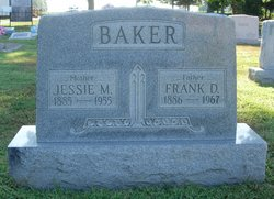 Jessie May <I>Walters</I> Baker