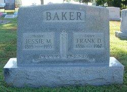 Frank Delbert Baker