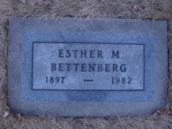 Esther Margaret <I>Mayer</I> Bettenberg