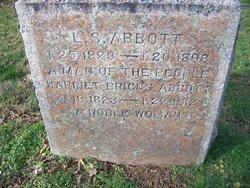 Harriet <I>Briggs</I> Abbott