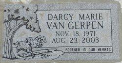 Darcy Marie Van Gerpen