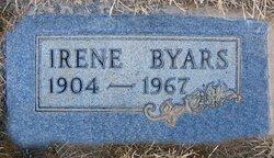 Nova Irene <I>Thrasher</I> Byars