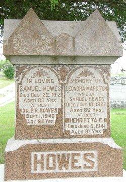 Henrietta Elizabeth Howes