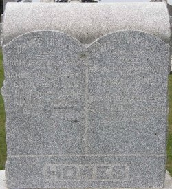 Mary <I>Hayes</I> Howes
