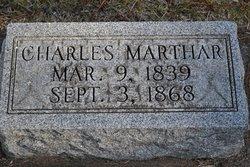 Charles Marthar
