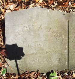 Harriet Ann <I>Poor</I> Gerrish