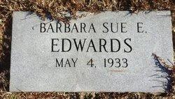 Barbara Sue <I>Ethridge</I> Edwards