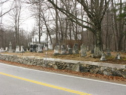Dow-Peaslee Burying Ground