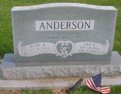 Leo Eugene Anderson
