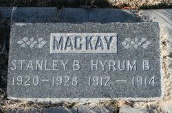 Stanley Bawden Mackay