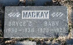 Baby Boy Mackay