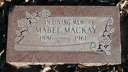 Mabel Mackay