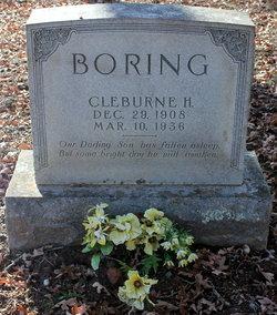 Cleburne Hershel Boring