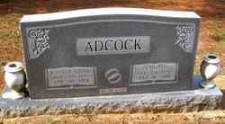 Walter Gerald Adcock, Sr