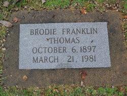Brodie Franklin Thomas