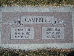 Leona May <I>Stinson</I> Campbell
