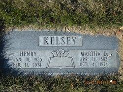 Martha Elizabeth <I>Draper</I> Kelsey