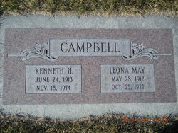 Kenneth Homer Campbell