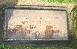 William J Dettman