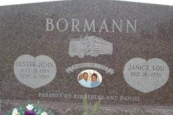 Lester John Bormann