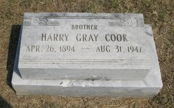 Harry Gray Cook
