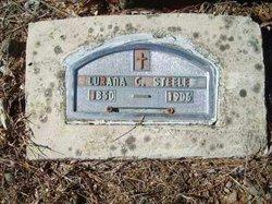 Lurana <I>Carson</I> Steele