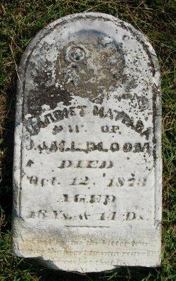 Harriet Matilda Bloom
