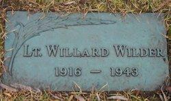 Lieut Willard E Wilder
