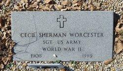 Cecil Sherman Worcester
