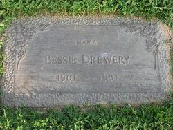 Bessie Myrtle <I>Goodwin</I> Drewery