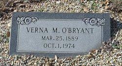 Verna M. <I>Worcester</I> O'Bryant